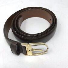 Christian Dior Mens Leather Belt
