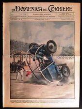 La Domenica del Corriere 31 gennaio 1932 California Arizona Malavita