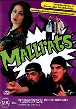 MALLRATS - Kevin Smith, Ben Affleck, Claire Forlani - DVD (Region 4 PAL)