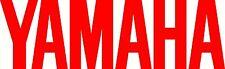 yamaha vinyl decal window or bumper sticker