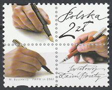 Poland 2002 - World Post Day - Fi 3851 MNH**