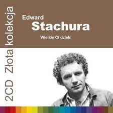 2CD EDWARD STACHURA Zlota kolekcja Wielkie Ci dzięki