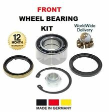 FOR SUZUKI SWIFT MK II 1.0 1.3 4WD 1989-2001 NEW FRONT WHEEL BEARING KIT