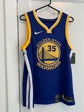 BNWT Nike Official NBA Golden State Warriors Basketball Jersey #35 Durant large