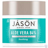 Jason Soothing Organic Aloe Vera 84% Cream, 113g