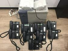 Aria Phone System - 9 Handsets and PBX