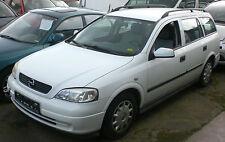 Opel Astra-G Tür Beifahrertür vorn Fondtür hinten links rechts weiss o. Scheibe