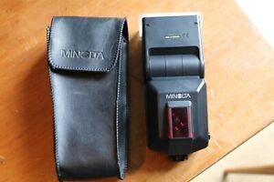 Minolta 3600 hs Flash D Sony Alpha compatible - Good condition