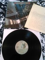 THE PERSUASIONS - CHIRPIN' LP + PROMO 3 PAGE BIO EX!!! ORIGINAL U.S ELEKTRA 1099