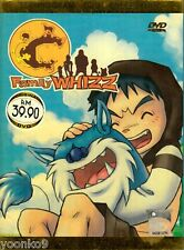 DVD Anime Family Whizz Complete TV Series 1-65 End TVB Cantonese Ver Region All