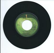 "1974 JOHN LENNON ""WHATEVER GETS YOU THRU THE NIGHT"" 45 rpm 7"""