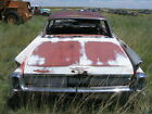 62 1962 Cadillac  Nearly Complete Rear Bumper Only - Parting Out Car
