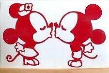 adesivo Disneyland cartoon sticker decal vynil auto moto animazione Mickey Mouse