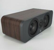 Q Acoustics 3090C Centre Speaker - Walnut Finish