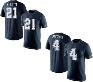 Dallas Cowboys Youth Nike Name and Number T-Shirt