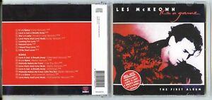 LES McKEOWN - It's A Game CD Italo-Disco + 8 Bonus tracks!!! OOP Last copies.