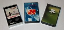 ROCK ROLLING STONES FLEETWOOD MAC DIRE STRAITS LOT OF 3 CASSETTES LIGHTLY USED
