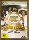 World Series of Poker: Tournament of Champions (Microsoft Xbox, 2006)