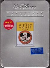 Walt Disney Treasures: Mickey Mouse Club [DVD Metal Set, October 3-7 1955] NEW