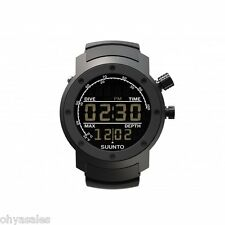 Suunto Men's Digital Watch Elementum Aqua Rubber Digital-Quartz - SS014528000