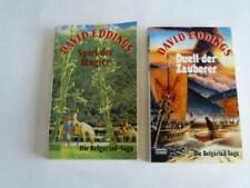 Eddings, David: Die Belgariad-Saga: Spiel der Magier/Duell der Zauberer. 2 ...