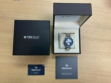 TAG HEUER. ORIGINAL. SWISS WATCH. Absolutely NEW with WARRANTY. 760643230546.