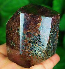 Almandine Smooth Polish Garent Crystal specimen- 635 GRAMS From @ AFGHANISTAN