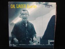 CAL TJADER QUARTET  FANTASY 3-227 RED VINYL LP