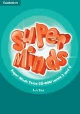Super Minds Levels 3 and 4 Tests CD-ROM (CD-ROM)