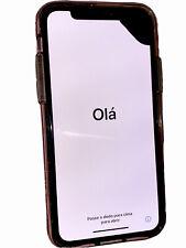 Apple iPhone X- 64GB - Black (Verizon) A2111 (CDMA + GSM)