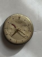 VINTAGE LECOULTRE 497 USED MOVEMENT FOR PARTS OR REPAIR