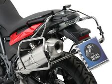 BMW F 700Gs Sidecarrier con Perforaciones Acero Inoxidable Incl. Xplorer