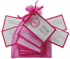 What Am I? Hen Party Game - Riddle based game cards filled with innuendo