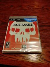 Resistance 3 (Sony PlayStation 3, 2011) PS3 Brand New