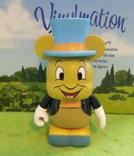 """DISNEY Vinylmation 3"""" Park Set 2 Animation Topper Jiminy Cricket"""