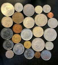 Old Turkey Coin Lot - 1906-Present - 26 Collectible Coins - Lot #A4