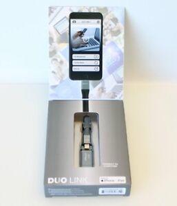 PNY Duo-Link OTG 128GB USB 3.0 Flash Drive Removable Storage P-FDI128LA02G-RB