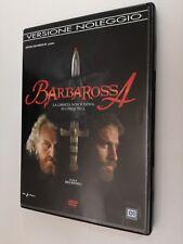 Barbarossa (Storico, Drammatico, Avventura 2009) DVD film di Renzo Martinelli