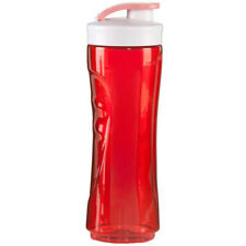 Botella de recambio para Mezclador multi Smoothies Batidora To Go 600 ML ROJO