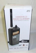 New RadioShack PRO-651 Digital Trunking Handheld Radio Scanner Police Fire NOAA
