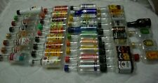 41 Different Empty 50ML Plastic Mini Liquor Bottles/Whiskey/Vodka/Brandy/Rum