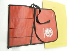 4450)  MAC TOOLS WRENCH SET STORAGE POUCH   KB124