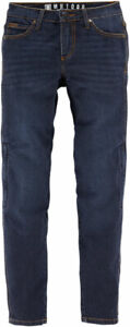 Icon 1000 Women's MH1000 Riding Jeans/Pants (Blue) 10