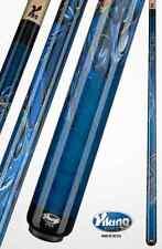 Viking Blue Dragon Pool Cue w/ V-Pro Shaft & FREE Shipping