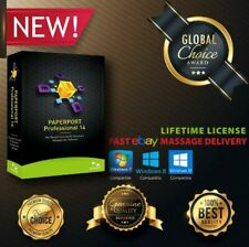 ✔️ LATEST ✔️ Nuance PaperPort Professional 14.5 |Retail License Key for Windows