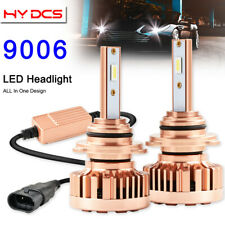9006 Low Beam LED Headlight Bulbs Replacement For 04-16 Freightliner Columbia