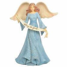 Foundations Holy Angel Figurine 6004077 New