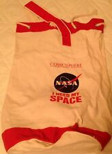 NASA Shoulder Tote Bag Kansas Cosmosphere & Space Center I NEED MY SPACE