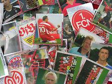 Panini Bundesliga 2005/2006 alle 72 Glitzer Sticker incl. alle 18 Wappen 05/06
