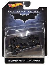 Mattel HotWheels Batman The Dark Knight Christian Bale Batmobile Tumbler